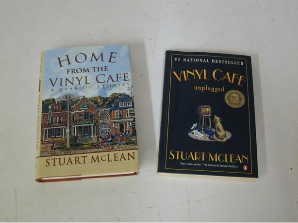 Vinyl Cafe Books - Stuart McLean