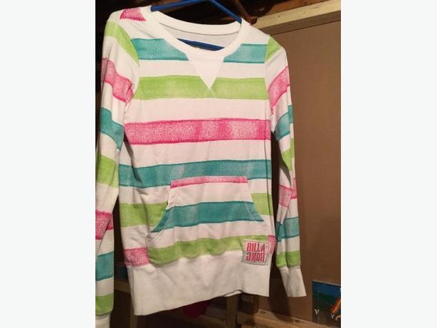 steipped billabong sweatshirt