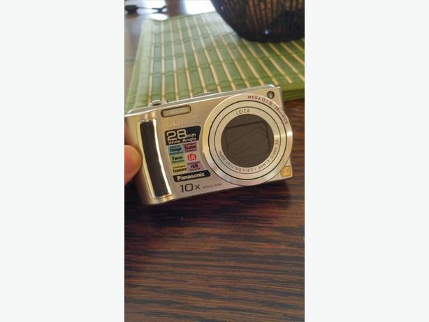 Panasonic Lumix DMC-TZ5 camera