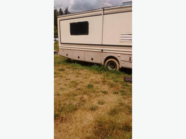 95 fleetwood bounder f530 chassis 460 automatic needs a starter
