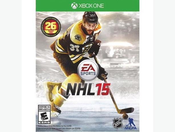 NHL 2015 Xbox One Game