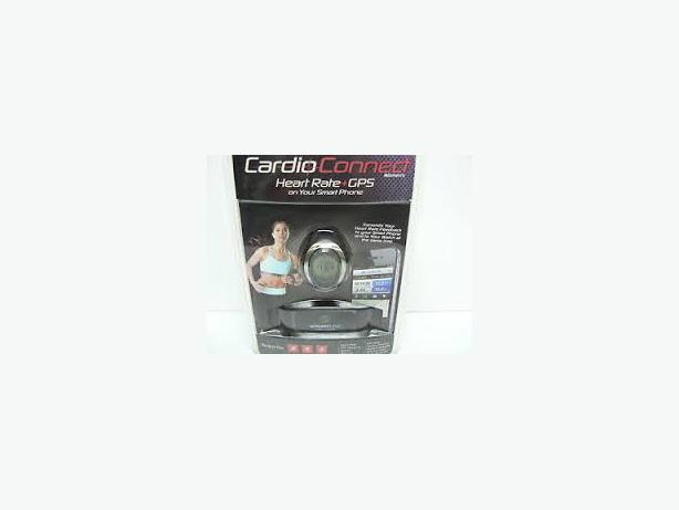 Elite Cardio Monitor GPS Watch