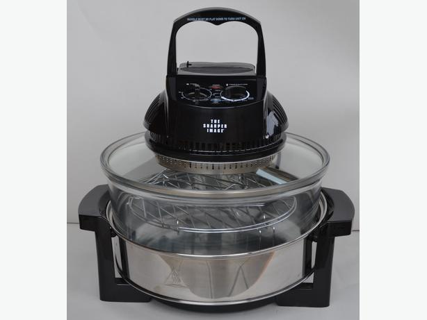 Sharper Image Super Wave Oven Plus Bonus 4 Piece Accessory Kit