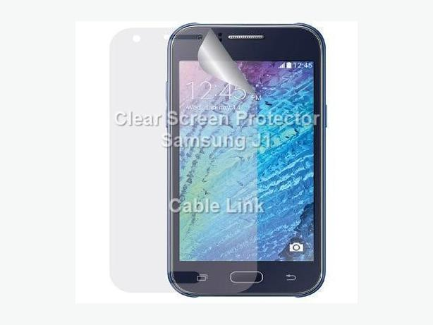 Clear Screen Protector for Samsung J100