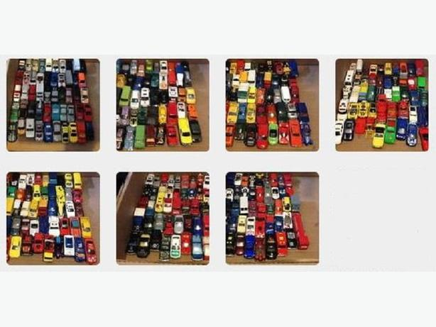 Selling 50 Hotwheels, Matchbox, Maestro and other diecast car collection