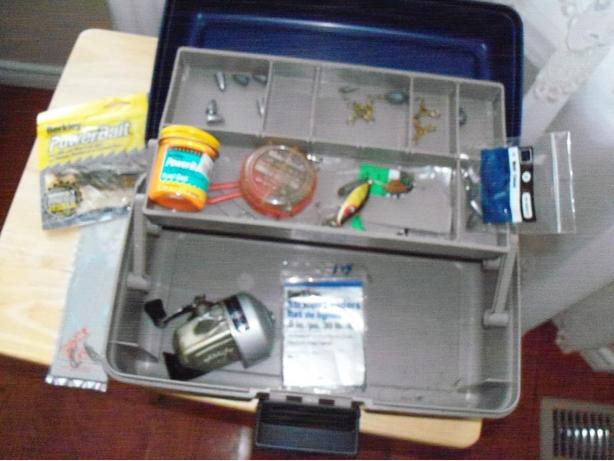 Tackle  Fishing  Box