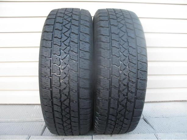 TWO (2) ARCTIC CLAW WINTER TXI  TIRES /215/60/16/ - $70