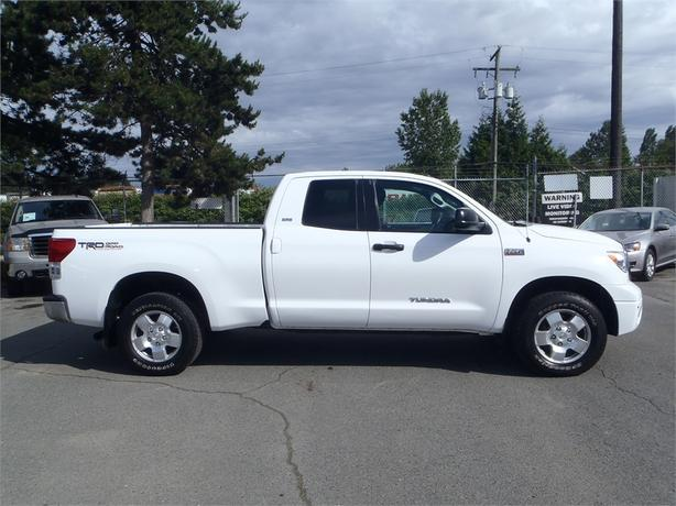 2012 toyota tundra 5 7l double cab 4wd sr5 burnaby incl new westminster vancouver mobile. Black Bedroom Furniture Sets. Home Design Ideas