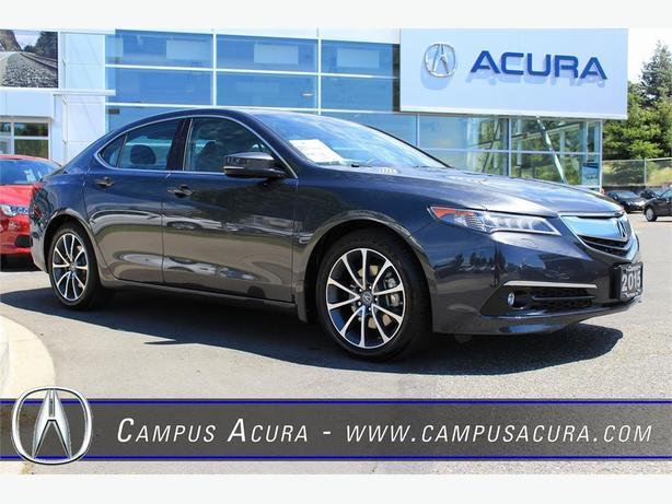 2015 Acura TLX Elite SH-AWD