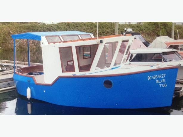 Blue Tug - Price Reduced!