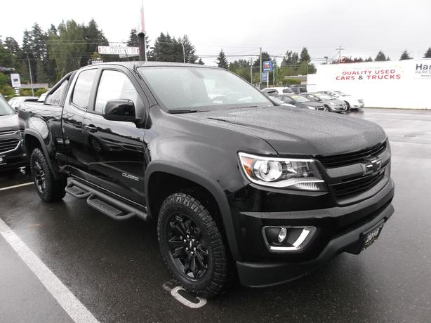2016 chevy colorado z71 trail boss for sale outside metro vancouver vancouver. Black Bedroom Furniture Sets. Home Design Ideas