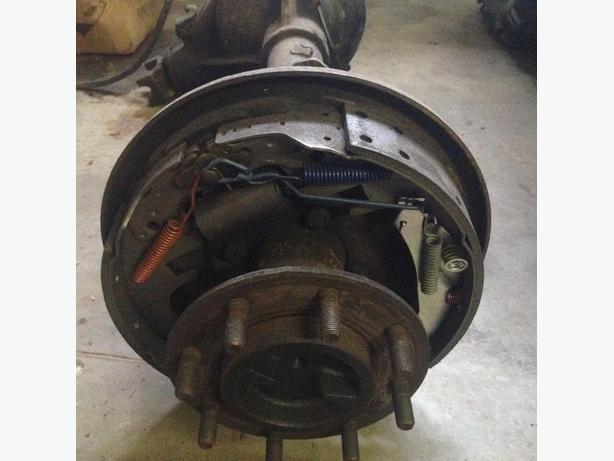 chevy 14 bolt 8 lug rearend