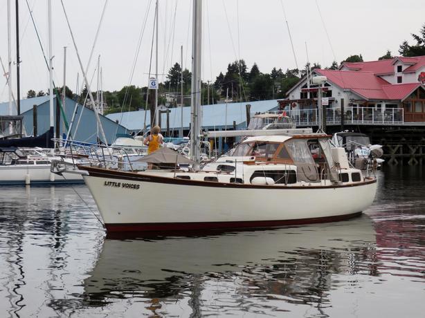 Cooper Seabird 37