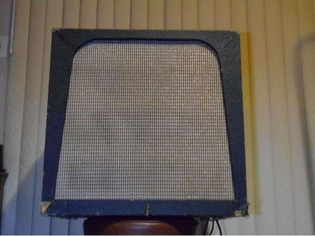 1960's Turner Musical Instruments model: CL5 Rotary Speaker