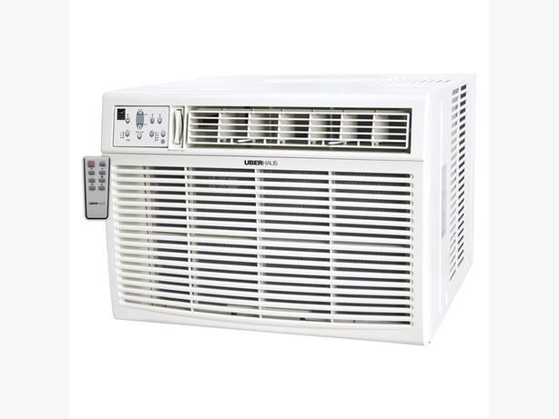 15 000 Btu Uberhaus Window Air Conditioner 2014 Warranty