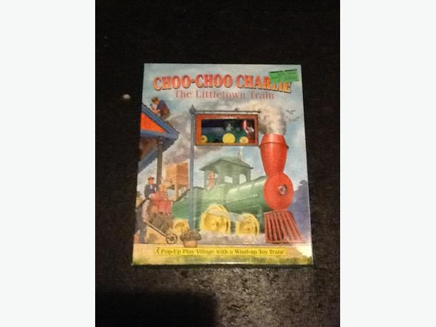 NEW - Choo-Choo Charlie The Little Town Train