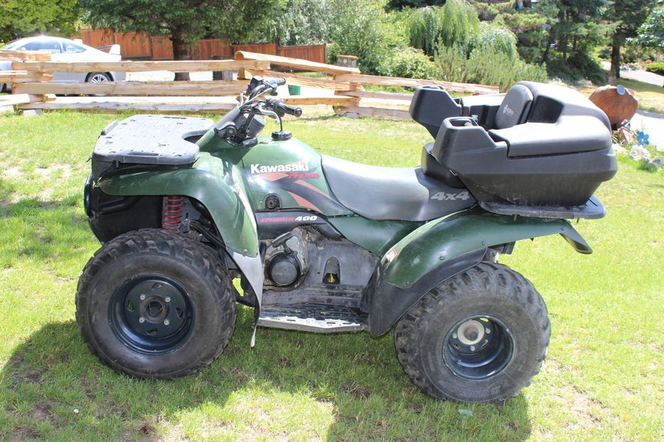 Used Quads For Sale Vancouver Island