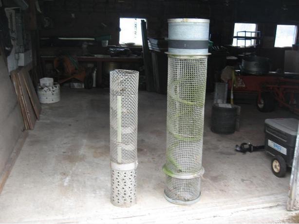 Washing Cylinders