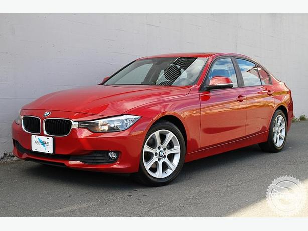 2013 BMW 320i - warranty included with purchase