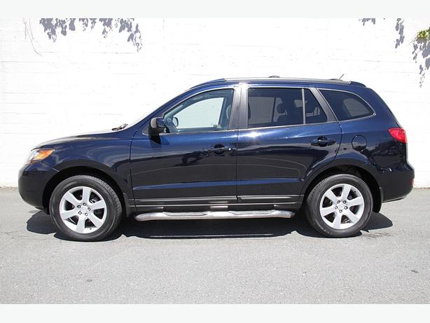 2007 hyundai santa fe 6 month warranty leather heated seats victoria city victoria mobile. Black Bedroom Furniture Sets. Home Design Ideas