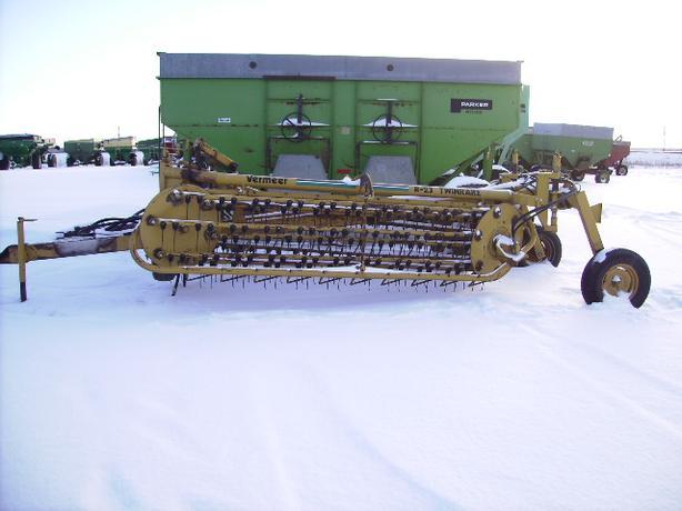 Vermeer Hydraulic Rake
