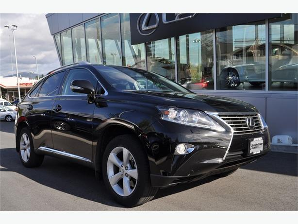 2013 lexus rx 350 premium package no accidents local victoria outside nanaimo parksville. Black Bedroom Furniture Sets. Home Design Ideas