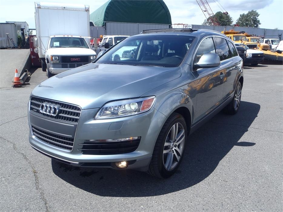 2007 Audi Q7 4 2 Quattro Outside Comox Valley Courtenay