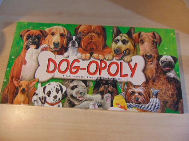 Dog Opoly Monopoly Family Game New Packages Victoria City Victoria
