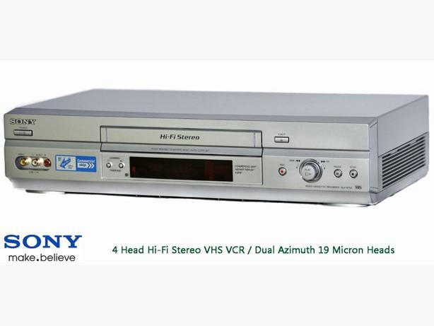 VCR ~ Sony 19 Micron