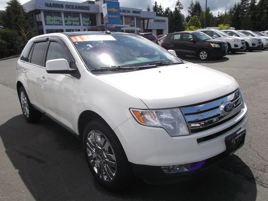 2008 ford edge limited for sale outside comox valley campbell river mobile. Black Bedroom Furniture Sets. Home Design Ideas