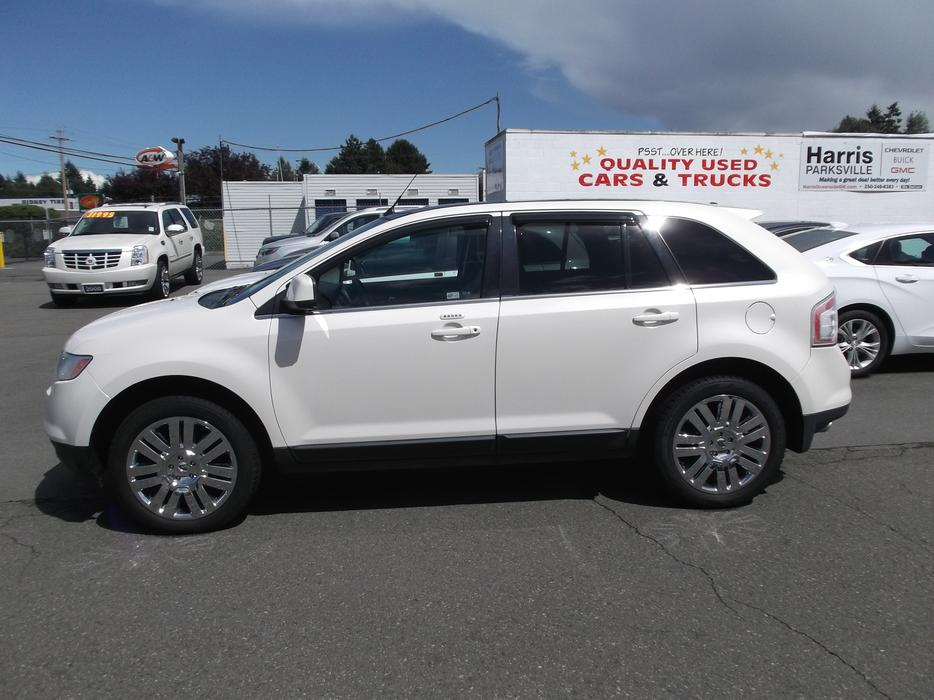 2008 ford edge limited for sale outside comox valley courtenay comox mobile. Black Bedroom Furniture Sets. Home Design Ideas