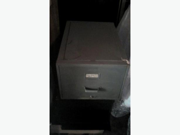 Vintage file box.