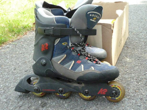 K2 Ascent In-Line Skates