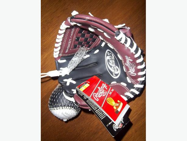 Child's Baseball Glove - NEW - Rawlings