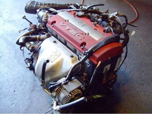 jdm HONDA EURO-R H22A TYPE-R 1999+ ENGINE T2W4 LSD TRANSMISSION
