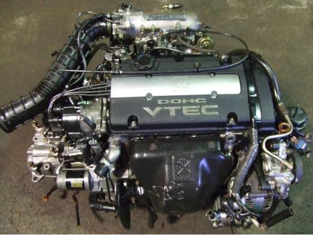 JDM HONDA H22A OBD1 1992-1995 VTEC ENGINE ONLY installation