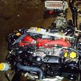 JDM SUBARU STI VERSION 7 EJ20T ENGINE TRANSMISSION ECU BREMBO brembo kit