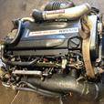 NISSAN SKYLINE GTR RB26DETT R33 TWIN TURBO ENGINE MT TRANSMISSION