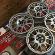 BBS RG393 FORGED WHEELS MAGS ONLY 5X114.3 OFFSET 45 18X7.5JJ JDM TOKYO MOTOR