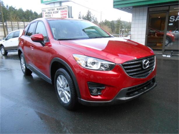 2016 Mazda CX-5 GS AWD w/Moonroof