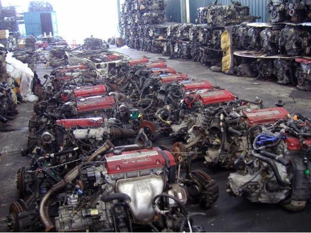JDM USA ENGINES TYPE-R K20A B18C B16B F20C EJ20T STI JDM PARTS