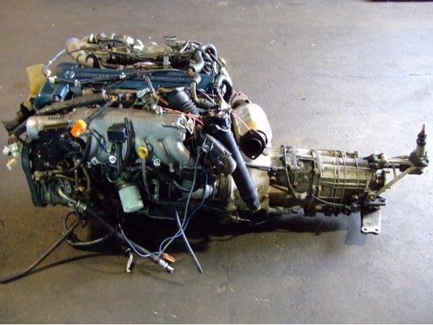 JDM TOYOTA SUPRA 2JZGTTE VVTi ENGINE MT 6 SPEED TRANSMISSION JDM USA