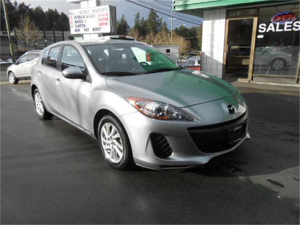 2013 Mazda Mazda3 Sport GX + Convenience Package