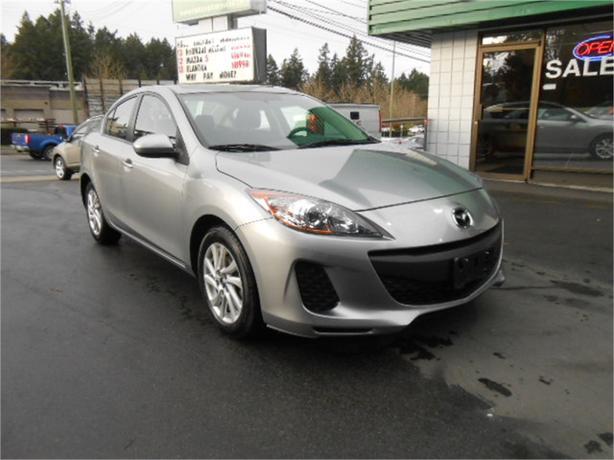 2013 Mazda Mazda3 GX + Convenience Pkg