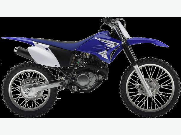 2016 Yamaha TTR 230