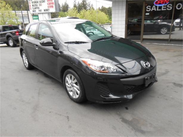 2013 Mazda Mazda3 Sport GX + Convenience Pkg (Hatch)