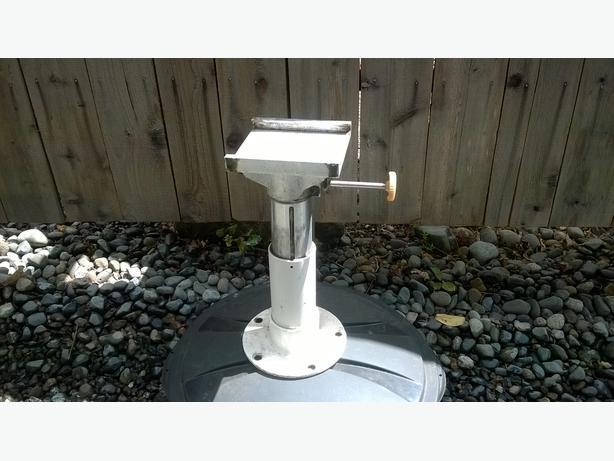 Hydraulic Boat Seat Pedestal