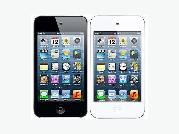 Apple Ipod touch 4th generations White