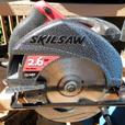 MAKITA CIRCULAR SKILL SAW HEAVY DUTY 15AMP WORKS GREAT