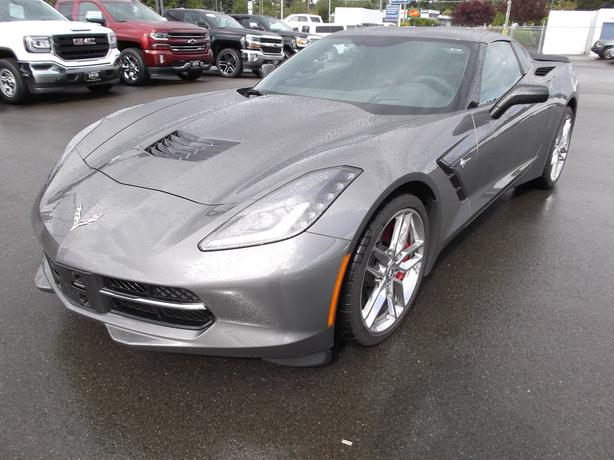 2015 chevrolet corvette z51 coupe for sale outside comox valley courtenay comox. Black Bedroom Furniture Sets. Home Design Ideas